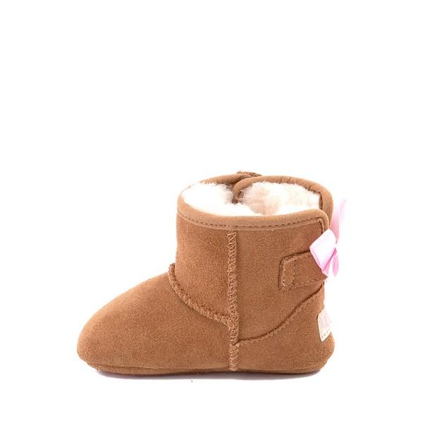 alternate image alternate view UGG® Jesse Bow II Boot - Baby / Toddler - ChestnutALT1
