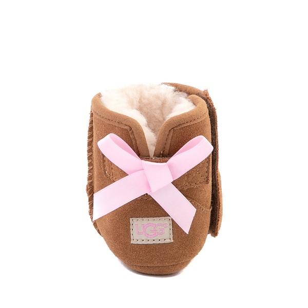 alternate image alternate view UGG® Jesse Bow II Boot - Baby / Toddler - ChestnutALT4