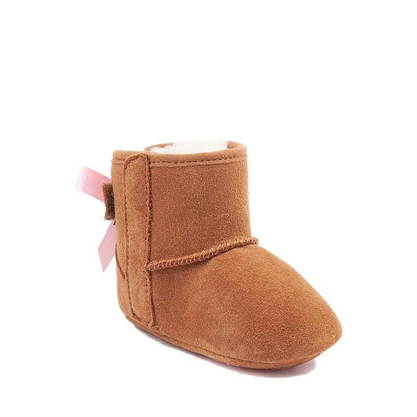 alternate image alternate view UGG® Jesse Bow II Boot - Baby / Toddler - ChestnutALT5