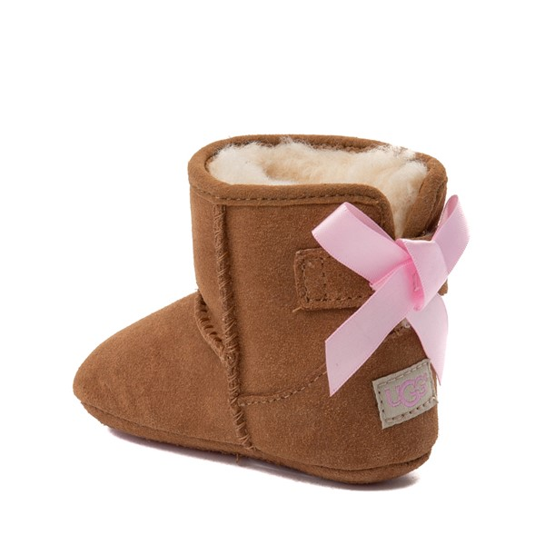 alternate image alternate view UGG® Jesse Bow II Boot - Baby / ToddlerALT2