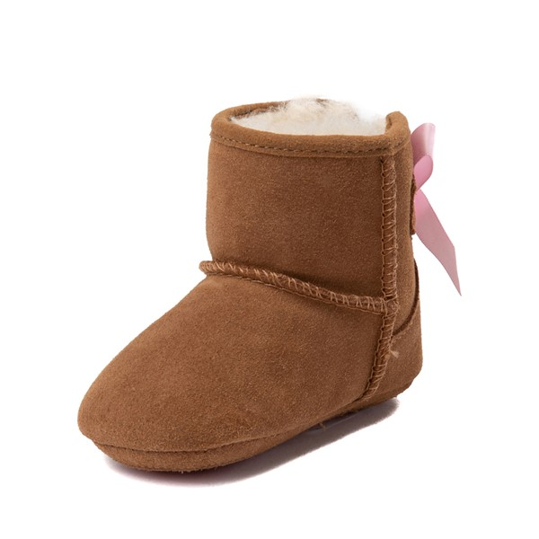 alternate image alternate view UGG® Jesse Bow II Boot - Baby / ToddlerALT3