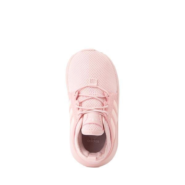 alternate image alternate view adidas X_PLR Athletic Shoe - Baby / Toddler - PinkALT2