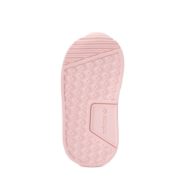alternate image alternate view adidas X_PLR Athletic Shoe - Baby / Toddler - PinkALT3