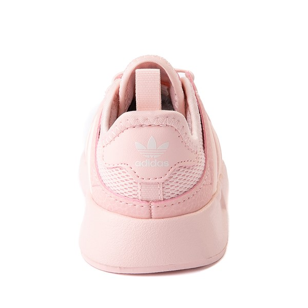 alternate image alternate view adidas X_PLR Athletic Shoe - Baby / Toddler - PinkALT4