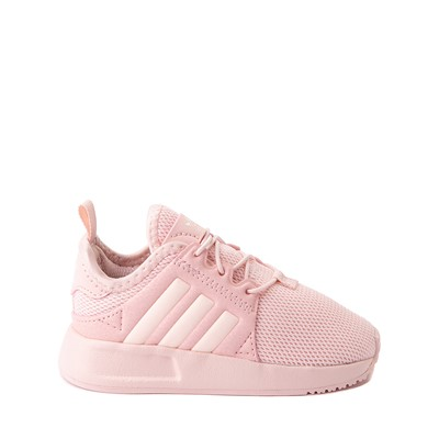 Main view of adidas X_PLR Athletic Shoe - Baby / Toddler - Pink