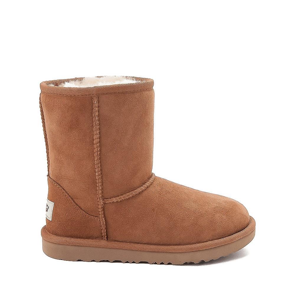 UGG® Classic Short II Boot - Little Kid / Big Kid - Chestnut
