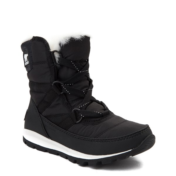 alternate image alternate view Sorel Whitney Short Boot - Little Kid / Big KidALT1