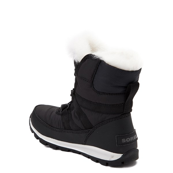 alternate image alternate view Sorel Whitney Short Boot - Little Kid / Big KidALT2