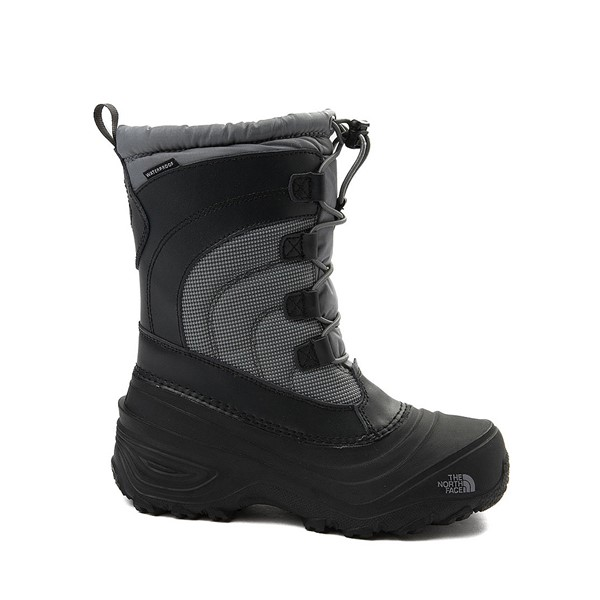 The North Face Alpenglow IV Boot - Little Kid / Big Kid - Grey