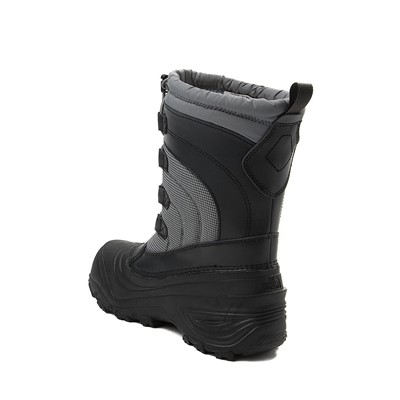 Alternate view of The North Face Alpenglow IV Boot - Little Kid / Big Kid - Grey