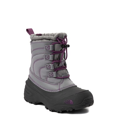 Alternate view of The North Face Alpenglow IV Boot - Little Kid