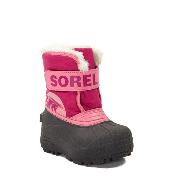 alternate image alternate view Sorel Snow Commander Boot - ToddlerALT1