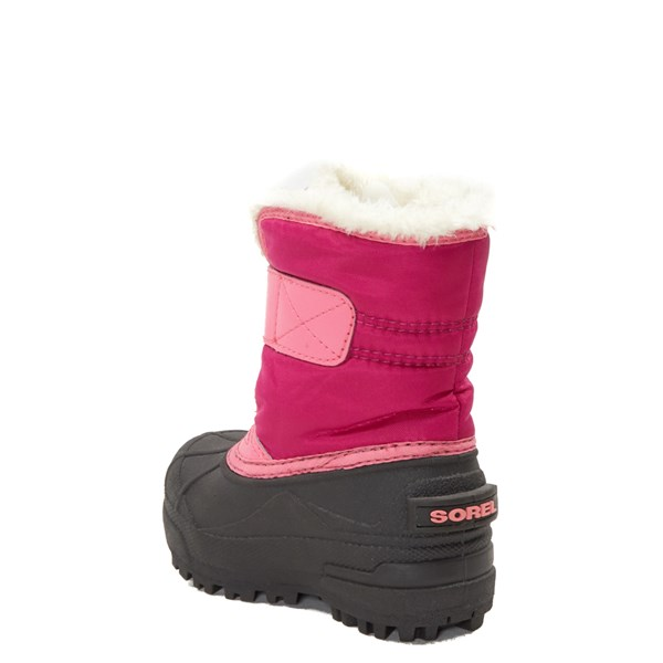 alternate image alternate view Sorel Snow Commander Boot - ToddlerALT2