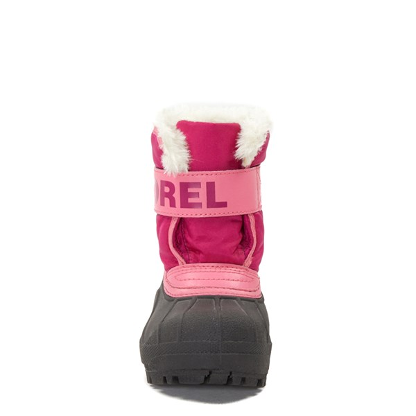alternate image alternate view Sorel Snow Commander Boot - ToddlerALT4