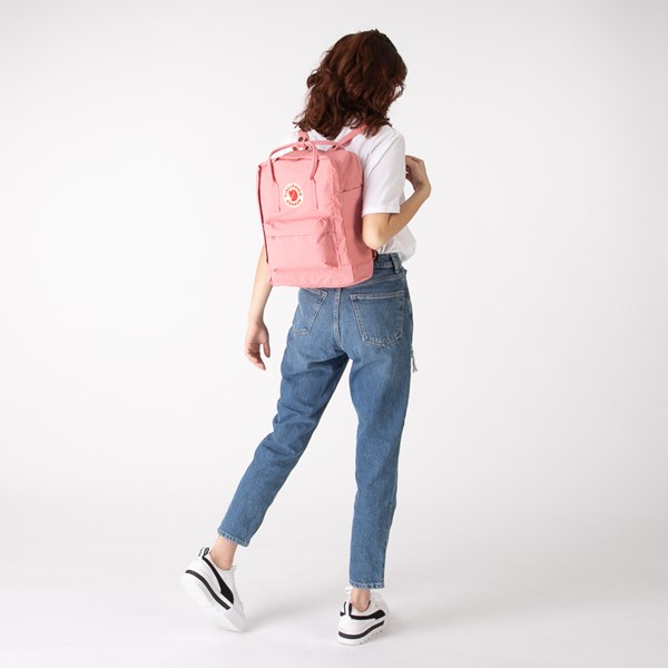alternate image alternate view Fjallraven Kanken Backpack - PinkALT1BADULT