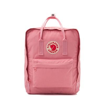 Main view of Fjallraven Kanken Backpack - Pink