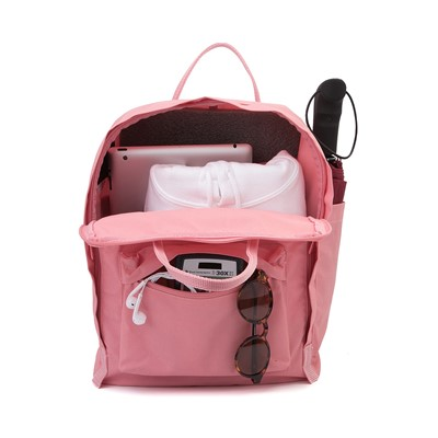Alternate view of Fjallraven Kanken Backpack - Pink