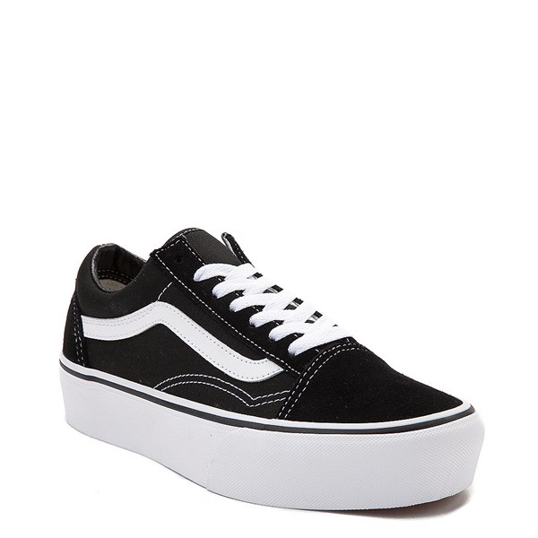 alternate image alternate view Vans Old Skool Platform Skate ShoeALT1