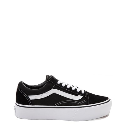 Main view of Vans Old Skool Platform Skate Shoe