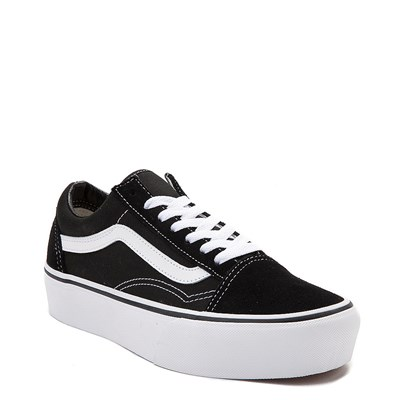 Alternate view of Vans Old Skool Platform Skate Shoe