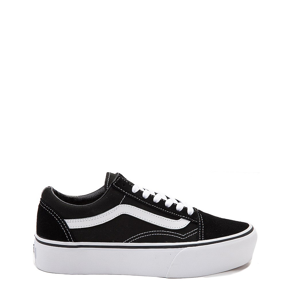 5259810018 Vans Old Skool Platform Skate Shoe