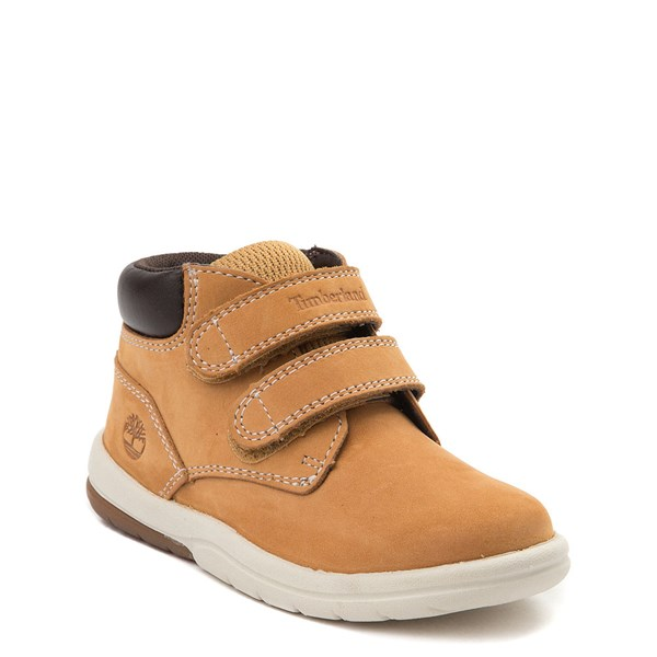 alternate image alternate view Timberland Tracks Boot - Toddler / Little Kid - WheatALT1