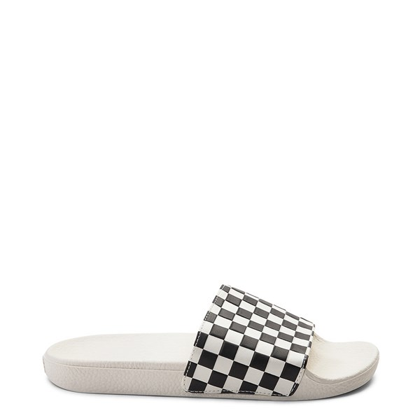 Womens Vans Slide On Chex Sandal