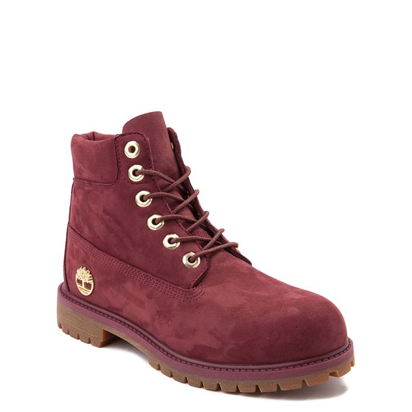 "alternate image alternate view Timberland 6"" Chocolate Truffle Boot - Big KidALT1"
