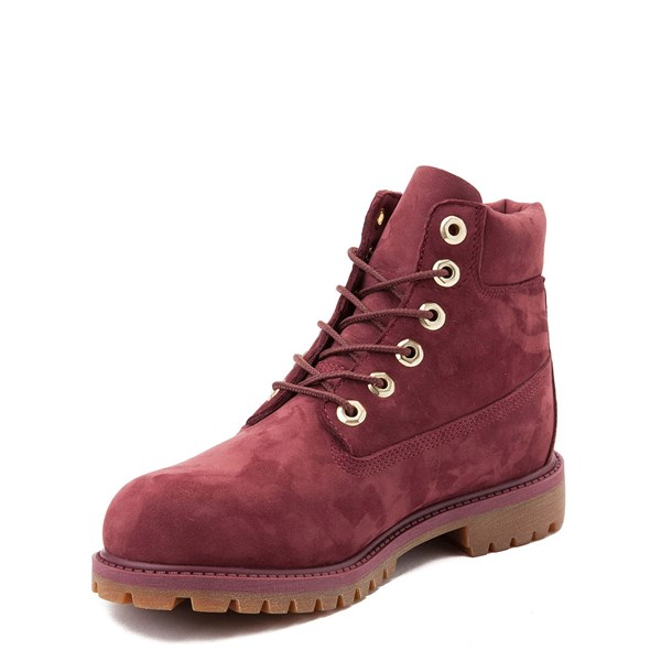 "alternate image alternate view Timberland 6"" Chocolate Truffle Boot - Big KidALT3"
