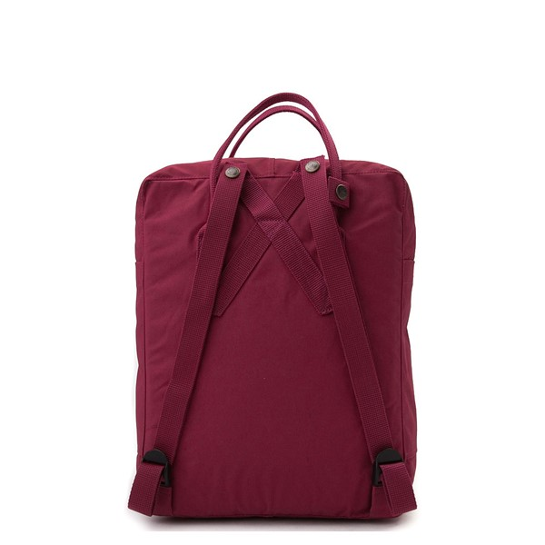 alternate image alternate view Fjallraven Kanken Backpack - PlumALT2