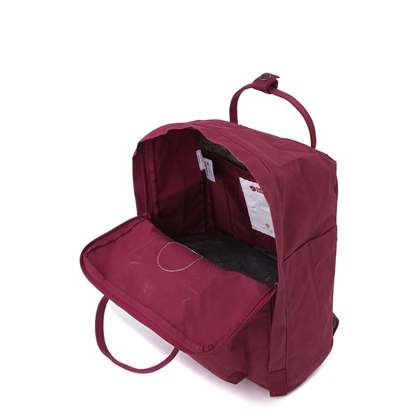 alternate image alternate view Fjallraven Kanken Backpack - PlumALT3