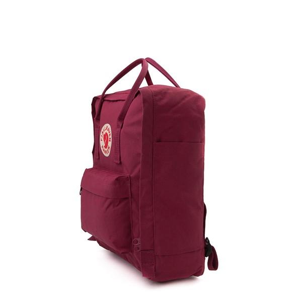 alternate image alternate view Fjallraven Kanken Backpack - PlumALT4