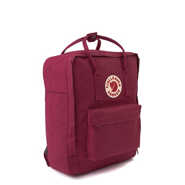 alternate image alternate view Fjallraven Kanken Backpack - PlumALT4B