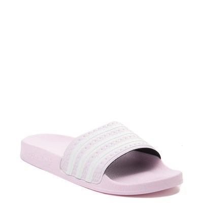 87ba5882b94f adidas Adilette Slide Sandal - Little Kid   Big Kid
