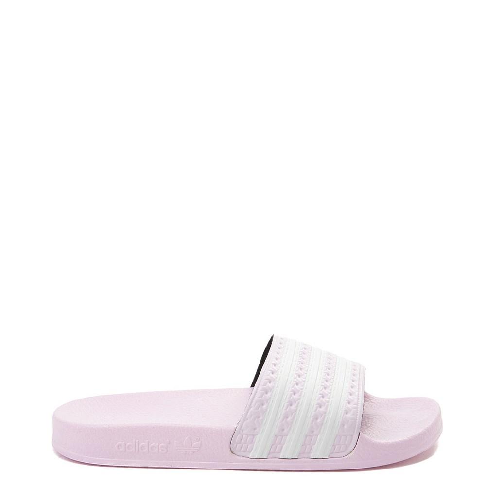 5115ab4d4 adidas Adilette Slide Sandal - Little Kid   Big Kid