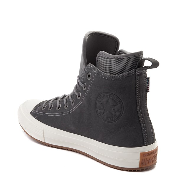 alternate image alternate view Converse Chuck Taylor All Star Waterproof Sneaker Boot - Grey / White / GumALT2