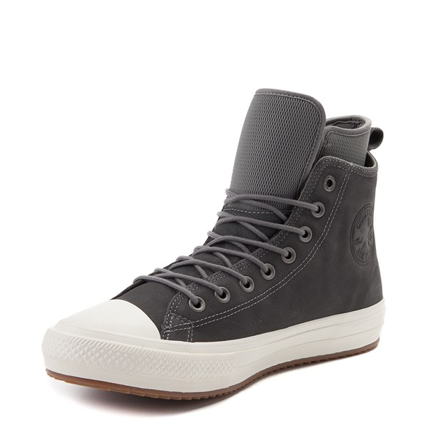 alternate image alternate view Converse Chuck Taylor All Star Waterproof Sneaker Boot - Grey / White / GumALT3