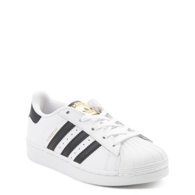 Alternate view of adidas Superstar Athletic Shoe - Little Kid