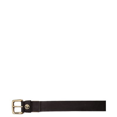 Alternate view of Timberland Logo Boxed Belt - Black