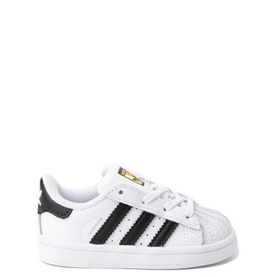 Main view of adidas Superstar Athletic Shoe - Baby / Toddler