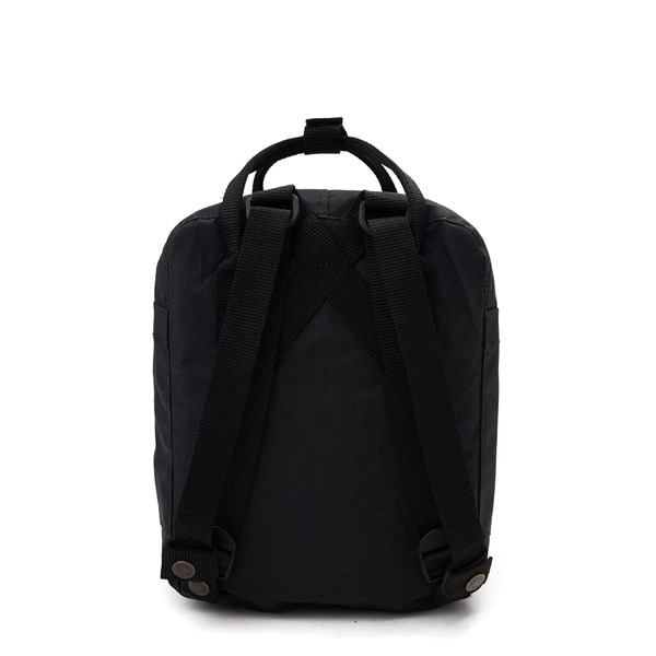 alternate image alternate view Fjallraven Kanken Mini Backpack - BlackALT1