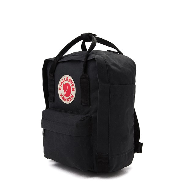 alternate image alternate view Fjallraven Kanken Mini Backpack - BlackALT2