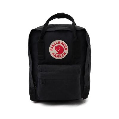 Main view of Fjallraven Kanken Mini Backpack - Black