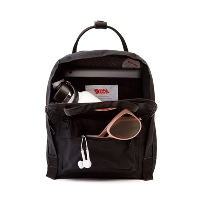 Alternate view of Fjallraven Kanken Mini Backpack - Black