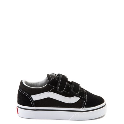 Main view of Vans Old Skool V Skate Shoe - Baby / Toddler