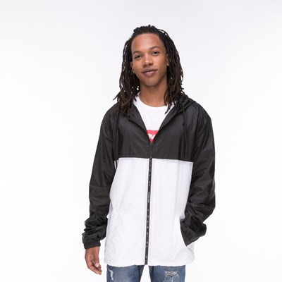 Main view of Mens Windbreaker Jacket