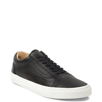 Alternate view of Vans Lux Leather Old Skool Skate Shoe