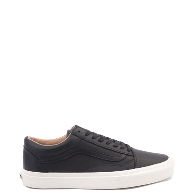 Main view of Vans Lux Leather Old Skool Skate Shoe