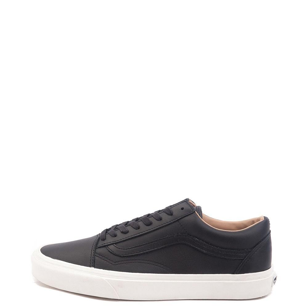 Vans Lux Leather Old Skool Skate Shoe