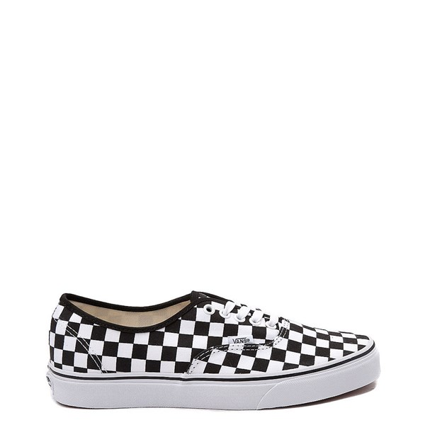 Vans Authentic Chex Skate Shoe